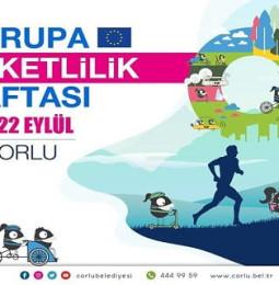 Çorlu Avrupa Hareketlilik Haftası Etkinlikleri – 16/22 Eylül 2020