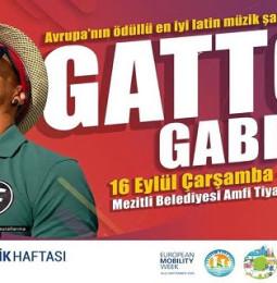Gatto Gabriel Mezitli Konseri – 16 Eylül 2020