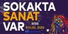 İstanbul Sokakta Sanat Var Etkinlikleri – 4/5/6 Eylül 2020