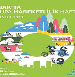 Konak Avrupa Hareketlilik Haftası Etkinlikleri – 16/22 Eylül 2020