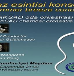 Marmaris MAKSAD Yaz Esintisi Konseri – 09 Eylül 2020