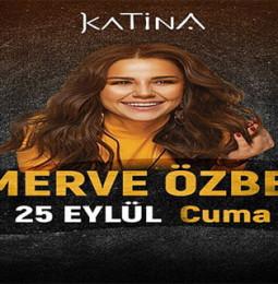 Merve Özbey İzmir Katina Meyhane Konseri – 25 Eylül 2020