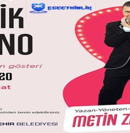 Komik Gazino 25 Eylül'de İzmir Sanat'ta… (2020)