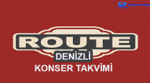 Route Denizli Konser Takvimi