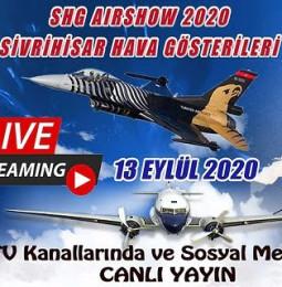 Eskişehir SHG Airshow Sivrihisar Hava Gösterileri – 13 Eylül 2020
