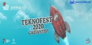 TeknoFest Gaziantep 24/27 Eylül 2020 – Ayakları Yere Basmayan Tek Festival