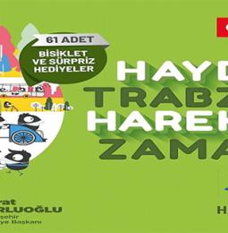 Trabzon Avrupa Hareketlilik Haftası Etkinlikleri 2020