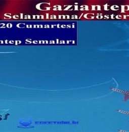 Türk Yıldızları Teknofest Gaziantep Selamlama Uçuşu – 26 Eylül 2020
