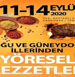 Bostanlı Yöresel Lezzetler Festivali – 11/14 Eylül 2020