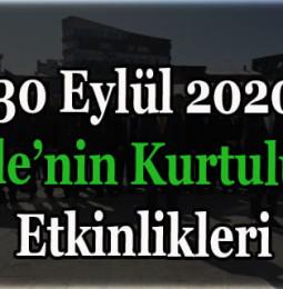 30 Eylül 2020 – Göle'nin Kurtuluşu Etkinlikleri
