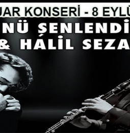 Hüsnü Şenlendirici ve Halil Sezai İzmir Fuarı Konseri – 08 Eylül 2020