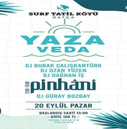 Pinhani Datça Konseri – 20 Eylül 2020