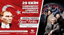 Yeni Türkü Bandırma Cumhuriyet Konseri – 29 Ekim 2020