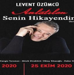 Anlatılan Senin Hikayendir Ücretsiz Gösterim – İzmir – 24-25 Ekim 2020