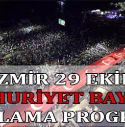 İzmir 29 Ekim Kutlamaları 2020
