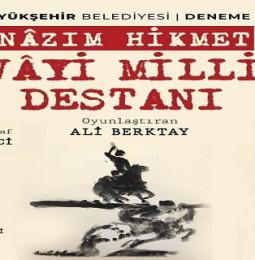 Ücretsiz Kuvayi Milliye Destanı Oyunu – İzmir – 16/30 Ekim 2020