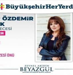Münevver Özdemir ve Bekir Çiçek Şanlıurfa Konseri (Gazelhanlar Gecesi) – 25 Ekim 2020