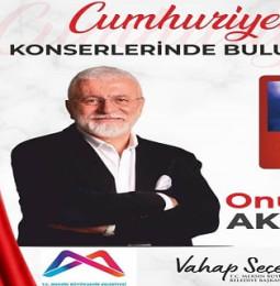 Onur Akın ve Yazı Tura Band Tarsus Konseri – 29 Ekim 2020