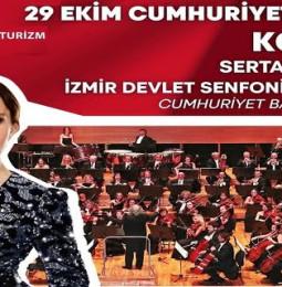 Sertab Erener İzmir Cumhuriyet Konseri – 29 Ekim 2020