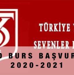 Türkiye Yardım Severler Derneği Burs Başvurusu Yapma