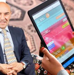 Tunç Soyer Askıda Tablet Başvuru Ekranı