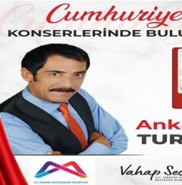 Ankaralı Turgut ve Grup Duvar Mut Konseri – 29 Ekim 2020