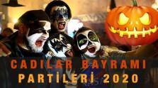 Halloween Party (Cadılar Bayramı) Etkinlikleri 2020
