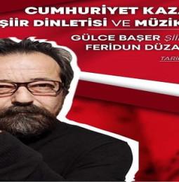 Feridun Düzağaç Bergama Cumhuriyet Konseri – 28 Ekim 2020