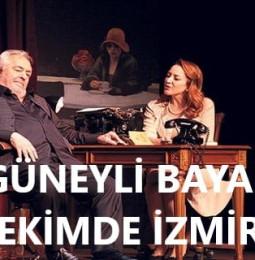 Güneyli Bayan Tiyatro 29 Ekim 2020 İzmir Oyunu – Ücretsiz Bilet Al