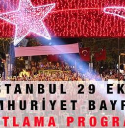 İstanbul 29 Ekim Kutlamaları 2020