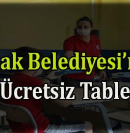 İzmir Konak Belediyesi Ücretsiz Tablet Kampanyası Başvuru ve Detaylar