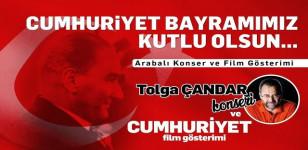 Tolga Çandar Muratpaşa Cumhuriyet Konseri – 29 Ekim 2020