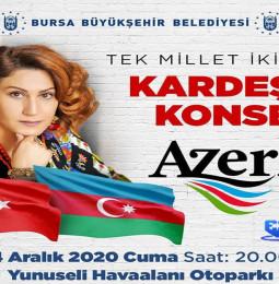 Azerin Bursa Kardeşlik Konseri – 04 Aralık 2020