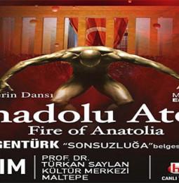 Anadolu Ateşi Maltepe 10 Kasım Özel Gösterisi 2020