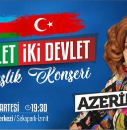 Azerin Kocaeli Kardeşlik Konseri – 14 Kasım 2020