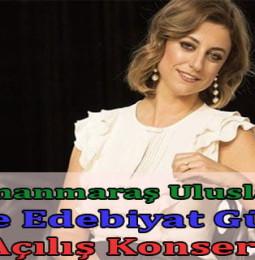 Dilek Türkan Kahramanmaraş Konseri – 16 Kasım 2020