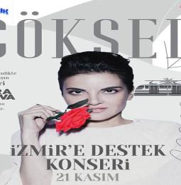 Göksel İzmir'e Destek Konseri – 21 Kasım 2020