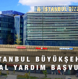İstanbul Büyükşehir Belediyesi Sosyal Yardım Başvurusu