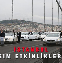 İstanbul 10 Kasım Atatürk'ü Anma Etkinlikleri 2020