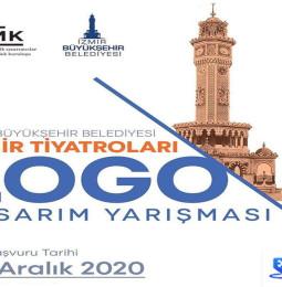 İzmir Şehir Tiyatroları Logo Tasarım Yarışması 2020