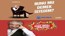 Metin Uca 23 ve 24 Kasım'da İzmir Sanat'ta