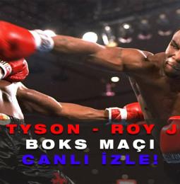 Mike Tyson Boks Maçı Kesintisiz Donmadan Canlı İzle 29 Kasım 2020