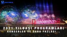 2021 Yılbaşı Programları – Konserleri