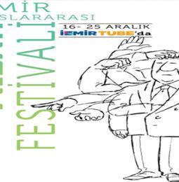 İzmir Uluslararası Mizah Festivali – 16/25 Aralık 2020 (Çevrimiçi)