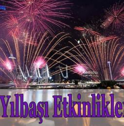 Kıbrıs Yılbaşı Etkinlikleri 2021