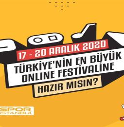 Spor İstanbul Gençlik ve Eğlence Festivali – 17/20 Aralık 2021