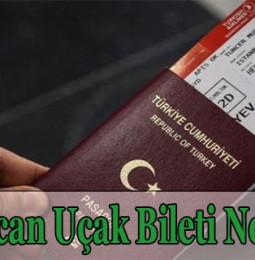 Azerbaycan Uçak Bileti ne kadar? İstanbul Bakü bilet fiyatları?