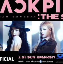 Blackpink The Show Online Konseri 31 Ocak'ta