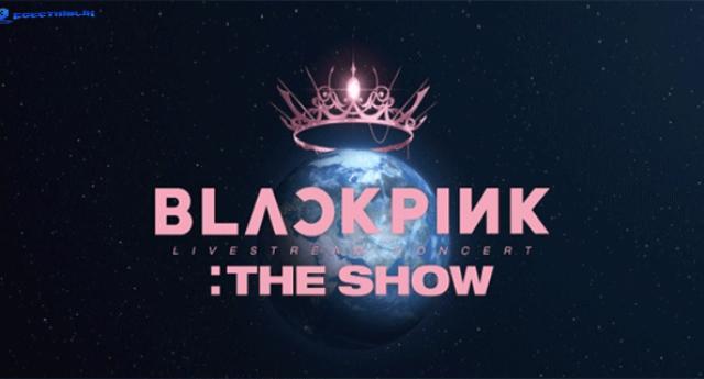 Blackpink The Show Online Konseri – 27 Aralık 2020 (Canlı)