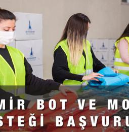 İzmir Öğrenci Yardımı Başvurusu Yapma